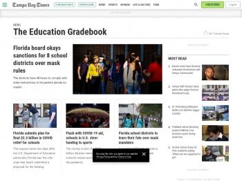 The Education Gradebook - Tampa Bay Times